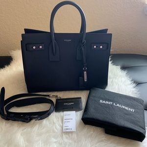 Authentic Sac de Jour Yves Saint Lauren Small bag
